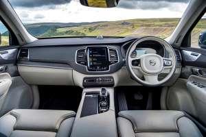 Volvo XC90 B5 mild-hybrid