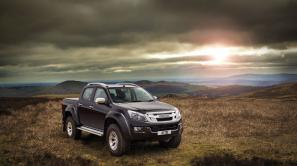 Isuzu D-Max Arctic Trucks AT35 available now from £30,999