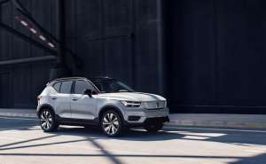 Fully electric Volvo XC40 Recharge revealed