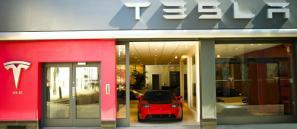 Flagship Tesla dealership opens in London