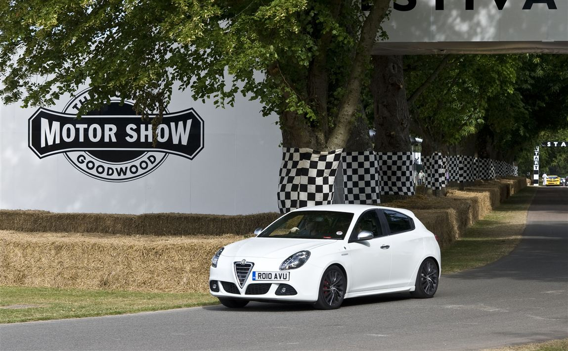 Win two free tickets to the 2013 Goodwood Moving Motor Show