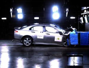Honda Accord achieves five-star Euro NCAP rating