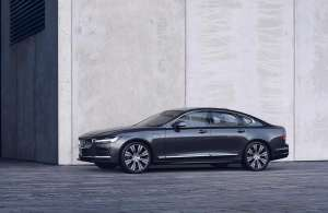 Volvo S90 and V90 models refreshed, new mild-hybrid options