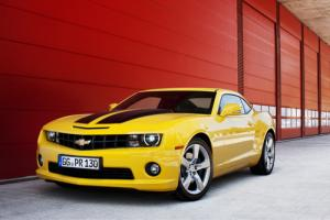 Chevrolet Camaro now available to buy in the UK, from £34,995