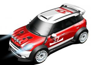 Mini set to join WRC World Rally Championship in 2011