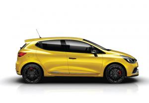 The new Clio Renaultsport 200 Turbo
