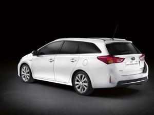 The new Toyota Auris Touring Sports