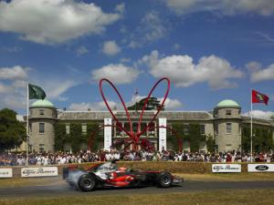 Lord March confirms provisional dates for 2011 Goodwood Festival of Speed, Moving Motor Show and Goodwood Revival