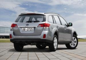 The 2011 Subaru Legacy Outback