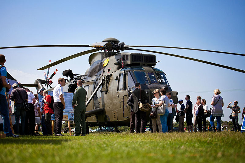 Goodwood Aviation Exhibition at Festival of Speed to expand for 2013