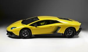 Lamborghini celebrates 50 years with Aventador LP 720-4 50° Anniversario