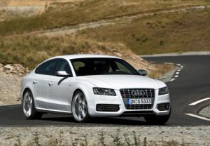 The new Audi S5 Sportback, plus new engines for A3 and A4