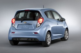 Chevrolet Spark EV coming to Europe in 2014