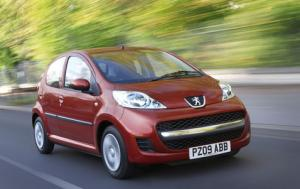 New Peugeot 107 on sale now priced from £7,595