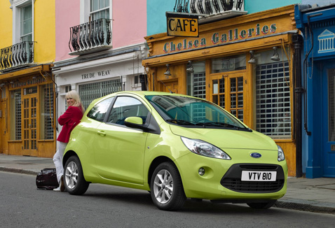 New Ford Ka Prices Announced