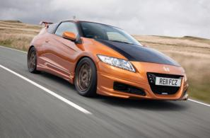 175PS Honda CR-Z Mugen to cost £23,000?