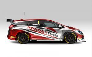 2014 BTCC Honda Civic Tourer