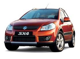 The new Suzuki SX4
