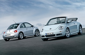 New Beetle is refreshed as Herbie makes a comeback