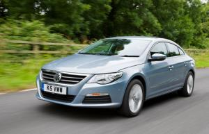 VW Passat CC available with seven-speed DSG gearbox