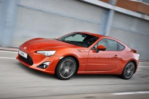 Toyota GT86 available to order now priced from £24,995