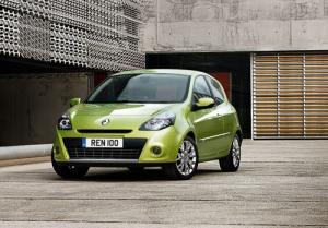 Renault announces pricing for 2009 Clio range