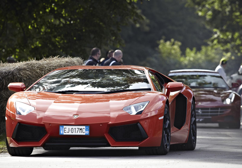 Goodwood launches exclusive new Supercar Forward Parking Area