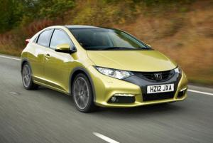 2012 Honda Civic prices and specs revealed