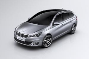 Peugeot 308 SW to debut at Geneva