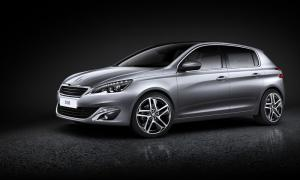 First official photos of new Peugeot 308