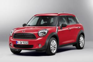 Mini Countryman receives updates for Autumn 2012
