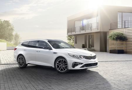 Kia Optima tweaked for 2018, gains new engines