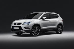 New SEAT Ateca compact SUV unveiled