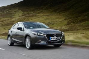 2017 Mazda3 Review