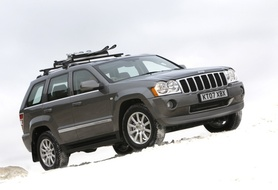 Jeep Grand Cherokee Snow+Rock edition