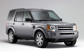 New 2009 Land Rover Discovery 3 on sale from August