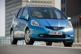 Pricing announced for new Honda Jazz