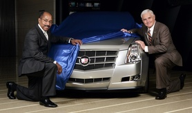 2008 Cadillac CTS preview