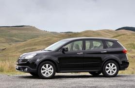 Subaru Tribeca gets five year warranty