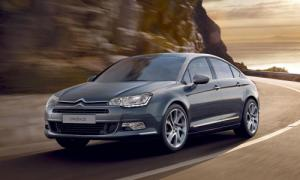 Citroen C5 range revised for 2011