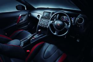 2013 Nissan GT-R updated with improved engine response, increased stability and sharper handling