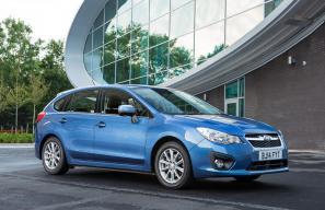 Subaru Impreza 1.6 RC Review