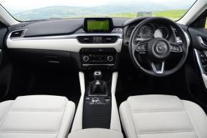 2017 Mazda6 Tourer