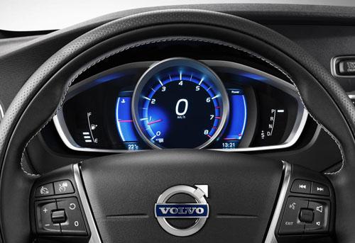 2013 Volvo V40 R-Design unveiled at Paris