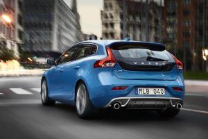 The all-new Volvo V40 R-Design