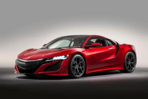 New Honda NSX to be priced from £130,000