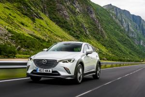 Mazda CX-3 GT Sport Review