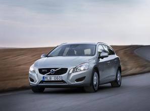 2013 Volvo V60 Plug-in Hybrid begins production