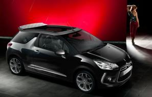 Citroen DS3 Cabrio to be unveiled at Paris