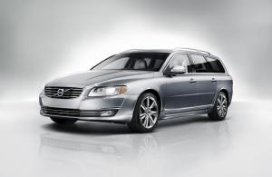 Volvo S80, V70 and XC70 ranges revised
